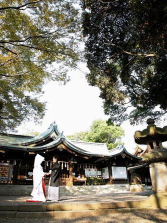 検見川神社 神社(検見川神社)画像1-1