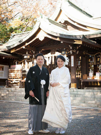検見川神社 神社(検見川神社)画像1-2