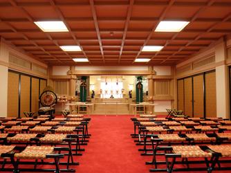 多賀大社 神社(多賀大社参集殿)画像1-3