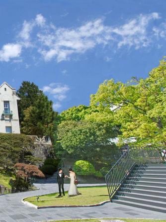 神戸迎賓館 旧西尾邸(兵庫県指定重要有形文化財) ロケーション1画像1-2