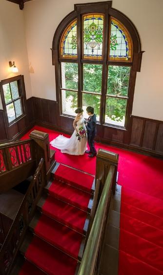 神戸迎賓館 旧西尾邸(兵庫県指定重要有形文化財) ロケーション1画像2-1