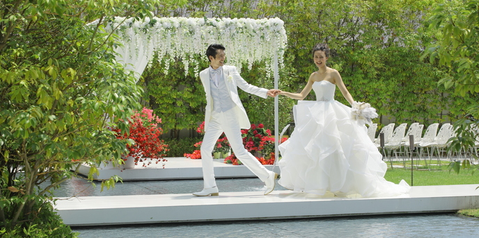 PARK WESTON HOTEL&WEDDING(パークウエストン ホテル&ウエディング) チャペル(ガーデンチャペル)画像1-1