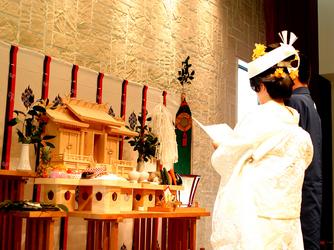 ティヌカーラ KANOYA 神殿(挙式会場で伝統的な神前式も可能。)画像2-2