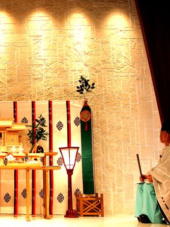 ティヌカーラ KANOYA 神殿(挙式会場で伝統的な神前式も可能。)画像1-2