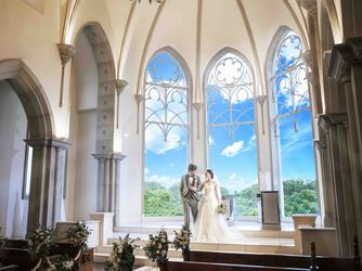 アメイジンググレイス チャペル(ゴシック調の美しい大聖堂グレイスチャペル)画像2-2