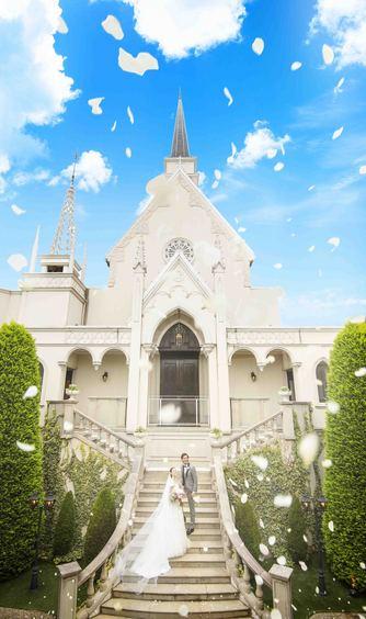 アメイジンググレイス チャペル(ゴシック調の美しい大聖堂グレイスチャペル)画像2-1