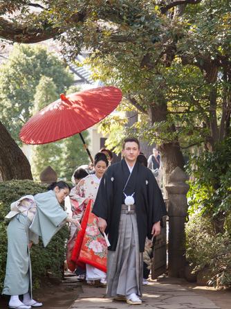 八芳園 料亭 壺中庵 (こちゅうあん) 演出1画像1-2