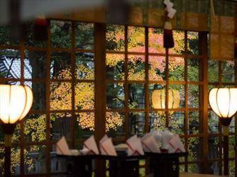 尾山神社 結婚式場 金渓閣 神殿(尾山神社 拝殿)画像1-3