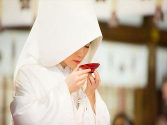 尾山神社 結婚式場 金渓閣 神殿(尾山神社 拝殿)画像2-2