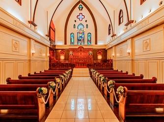 迎賓館ヴィクトリア金沢 教会(ここにしかない感動【聖マリア教会】)画像1-2