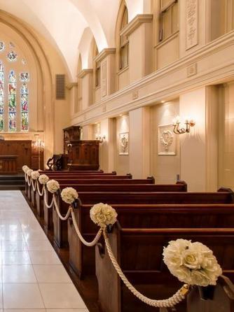 迎賓館ヴィクトリア福井 教会(ここにしかない感動、聖マリア教会)画像1-2