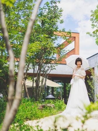 迎賓館ヴィクトリア福井&ヴィクトリアフォレスト 教会での本格挙式×小さな森の結婚式画像1-1