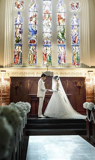 迎賓館ヴィクトリア福井&ヴィクトリアフォレスト 教会での本格挙式×小さな森の結婚式画像2-1