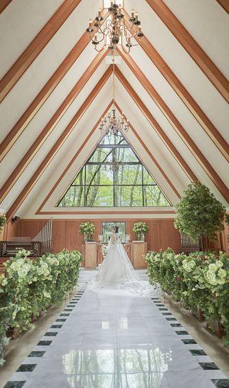 ホテルエピナール那須/那須高原 森のチャペル 【コンセプト】高原のホテルで唯一の結婚式画像1-1
