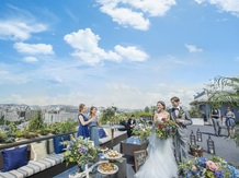 THE MARCUS SQUARE アゴーラ福岡山の上ホテル&スパ チャペル(自然光と緑に囲まれた心温まる結婚式が叶う)画像2-3