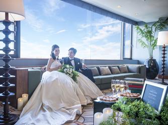 THE MARCUS SQUARE アゴーラ福岡山の上ホテル&スパ ザ ボールルーム<260名まで着席可能>画像2-3