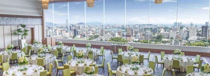 THE MARCUS SQUARE アゴーラ福岡山の上ホテル&スパ ザ ボールルーム<260名まで着席可能>画像2-1