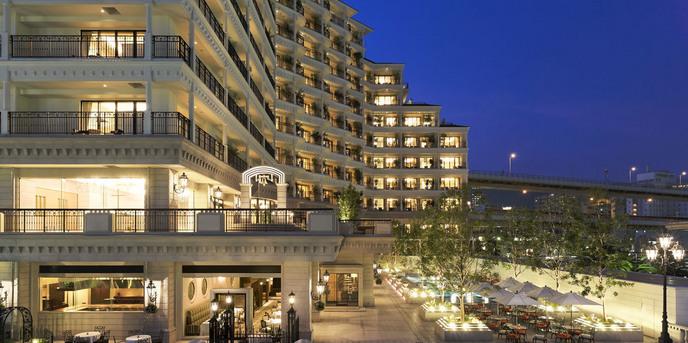 ホテル ラ・スイート神戸ハーバーランド (HOTEL LA SUITE KOBE HARBORLAND) ロケーション1画像1-1