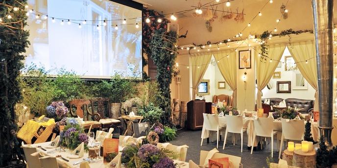 FINCH of amazing diner ふたりの理想のカタチの『結婚式』を叶える画像1-1