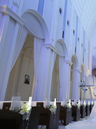 ノートルダム盛岡 Notre Dame MORIOKA チャペル(ノートルダム大聖堂)画像1-1