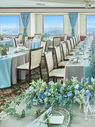 ロワジールホテル 豊橋 ホテル最上階の絶景をフロア貸切で独占画像1-1