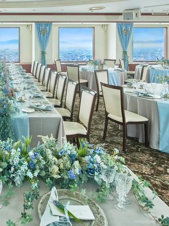 ロワジールホテル 豊橋 ホテル最上階の絶景をフロア貸切で独占画像1-2