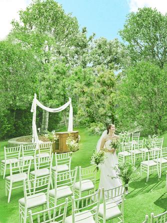 Rapport The Garden NAGOYA(ラポール ザ ガーデン ナゴヤ) 2000平米の敷地&ガーデン全てを貸切★画像1-1