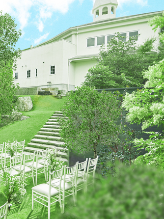 Rapport The Garden NAGOYA(ラポール ザ ガーデン ナゴヤ) 2000平米の敷地&ガーデン全てを貸切★画像1-2