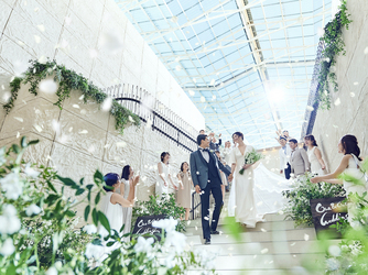 ONE&ONLY ル・グラン・ミラージュ 全天候型大階段とプール付ガーデン!画像2-2