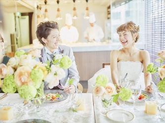 Le Timbre(ル・タンブル) BEST WESTERN Hotel Nagoya内 1組貸切!ホテル内レストランで美食WD画像1-2