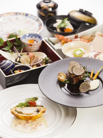 下関グランドホテル 料理・ケーキ1画像1-1