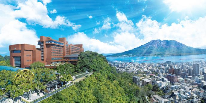SHIROYAMA HOTEL kagoshima ロケーション1画像1-1