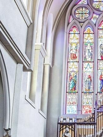 ノートルダム宇部 Notre Dame UBE 教会(ノートルダム大聖堂)画像1-1