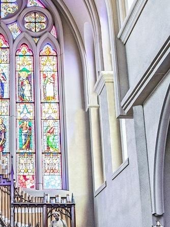 ノートルダム宇部 Notre Dame UBE 教会(ノートルダム大聖堂)画像1-2