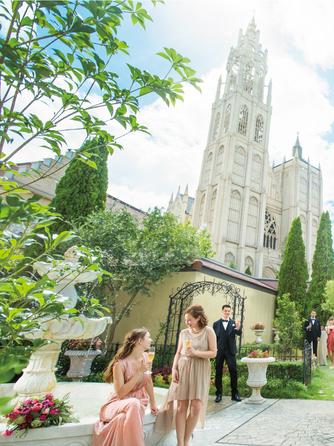 アンジェリカ・ノートルダム ANGELICA Notre Dame ロケーション1画像1-1