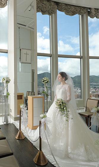 札幌プリンスホテル セレモニースペース(プリンスタワー&国際館パミール)画像1-1
