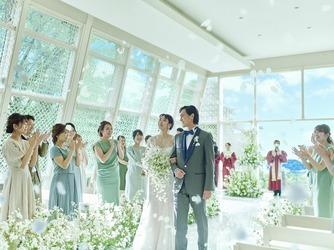 GAMAGORI CLASSIC HOTEL(蒲郡クラシックホテル) チャペル(カレイド)画像2-4