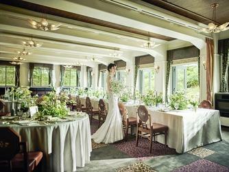 GAMAGORI CLASSIC HOTEL(蒲郡クラシックホテル) MY SWEET DINNING画像2-1