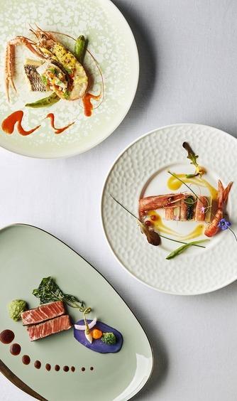 GAMAGORI CLASSIC HOTEL(蒲郡クラシックホテル) 料理・ケーキ画像2-1