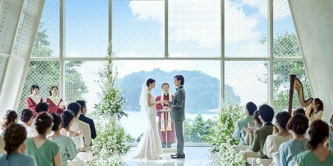 GAMAGORI CLASSIC HOTEL(蒲郡クラシックホテル) チャペル(カレイド)画像1-1