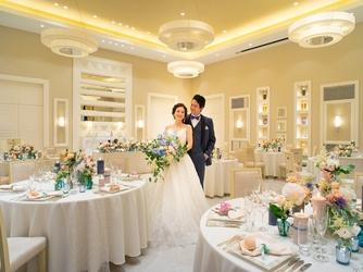 軽井沢プリンスホテル フォレスターナ軽井沢:家族だけの温かなパーティーからガーデン付きの盛大なWまで自由なカタチの結婚式が叶う