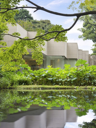 東京マリオットホテル 庭園1画像1-1