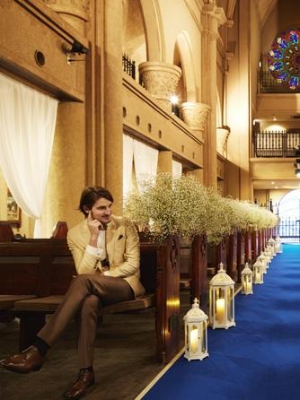 サンタガリシア大聖堂 チャペル(岐阜県下最大の独立型大聖堂)画像1-1