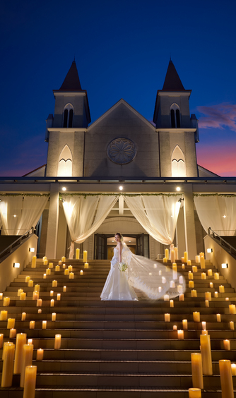 LEBAPIREO(レガピオーレ)-urban villa wedding- チャペル(ゲストも主役?!みんなで楽しむパーティー)画像1-1