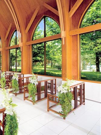 ララシャンス 博多の森 広大な緑と水辺が広がる森のリゾート画像1-2