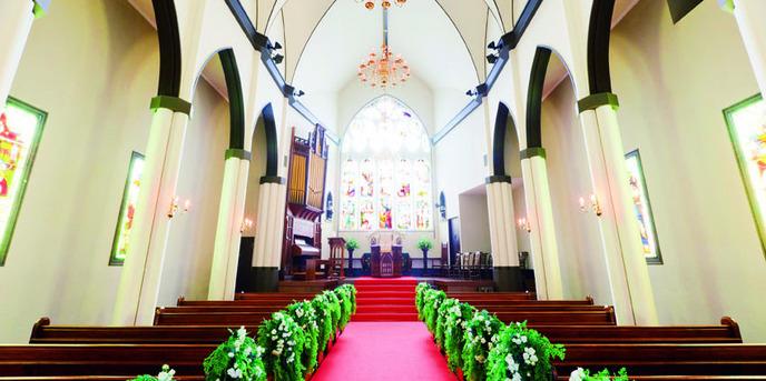 仙台セント・ジョージ教会 教会(仙台セント・ジョージ教会3)画像1-1