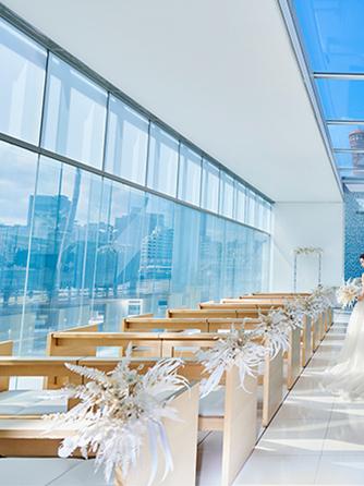神戸メリケンパークオリエンタルホテル 海と空に囲まれた神戸のシンボリックホテル画像1-1
