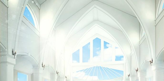 アートグレイス ウエディングコースト チャペル(白亜の大聖堂【クリスタルチャペル】)画像1-1