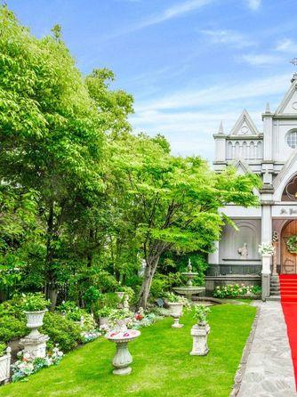 南蔵王・聖ペトロ教会(アニバーサリーガーデン フェアリーコート) 南蔵王・聖ペトロ教会画像1-1
