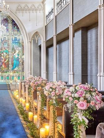セントアンドリュース教会&ゲストハウス 教会(150年の歴史ある本格ステンドグラス)画像1-2